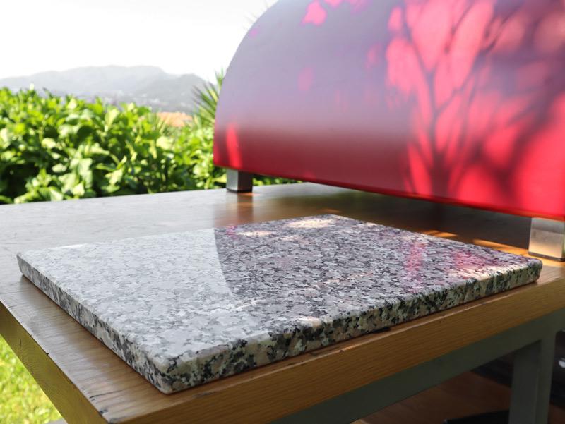 Rosa Monção granite cutting board