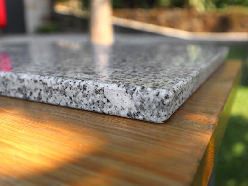 Pedras Salgadas granite cutting board - detail