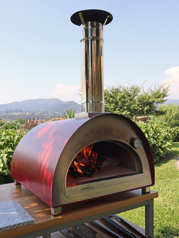Pro 600 wood fired oven
