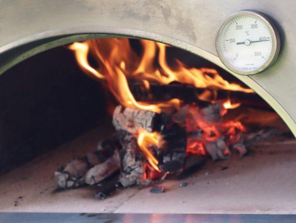 Pro600 wood fired oven - 400ºC/750ºF
