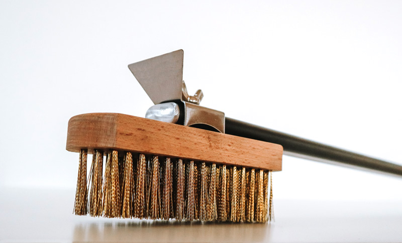 Brass brush 2