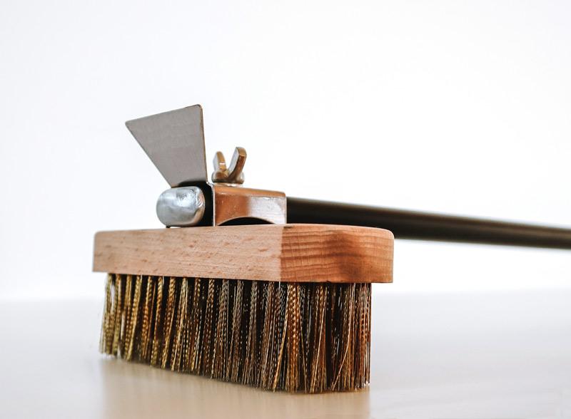Brass brush 1