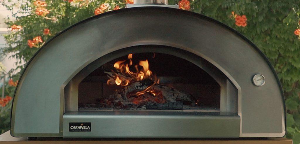 Carawela Apogeu Wood Fired Oven - top image