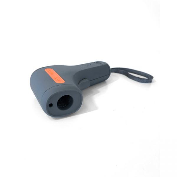 infrared digital thermometer - front view